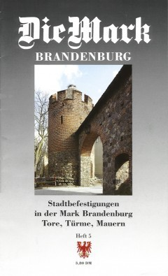 Nr. 5 Stadtbefestigungen in der Mark Brandenburg