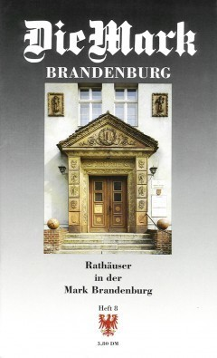 Nr. 8 Rathäuser in der Mark Brandenburg