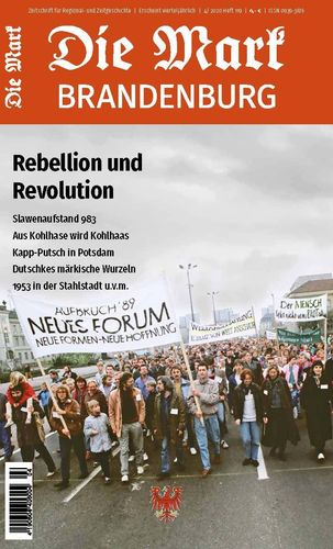 Nr. 119 Rebellion und Revolution